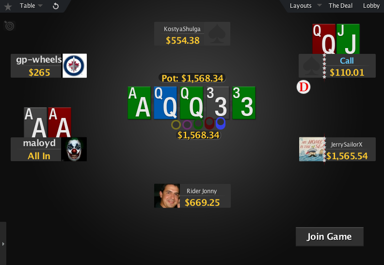 PokerStars Mod Zone 08