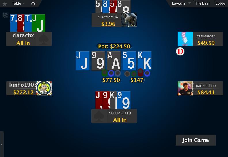 PokerStars Mod Zone 09