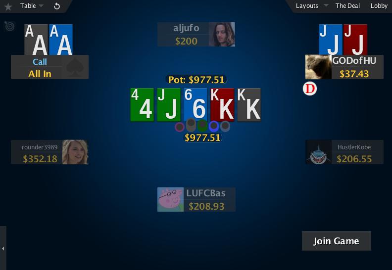 PokerStars Mod Zone 15