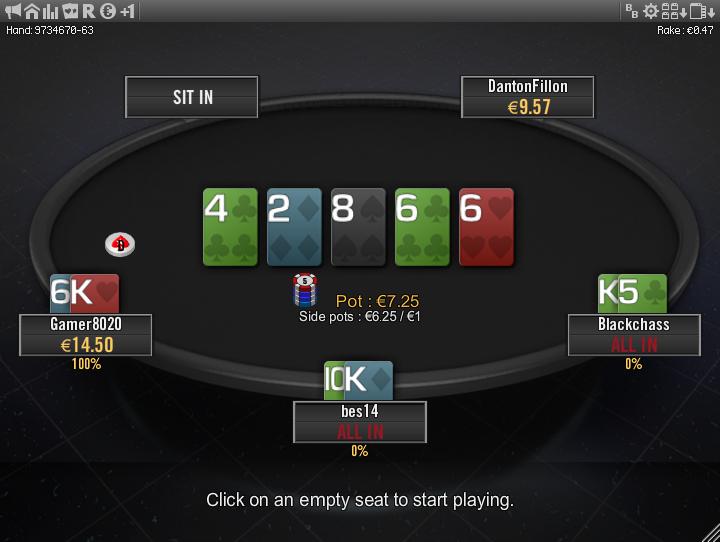 Winamax Stars clone table mod 04