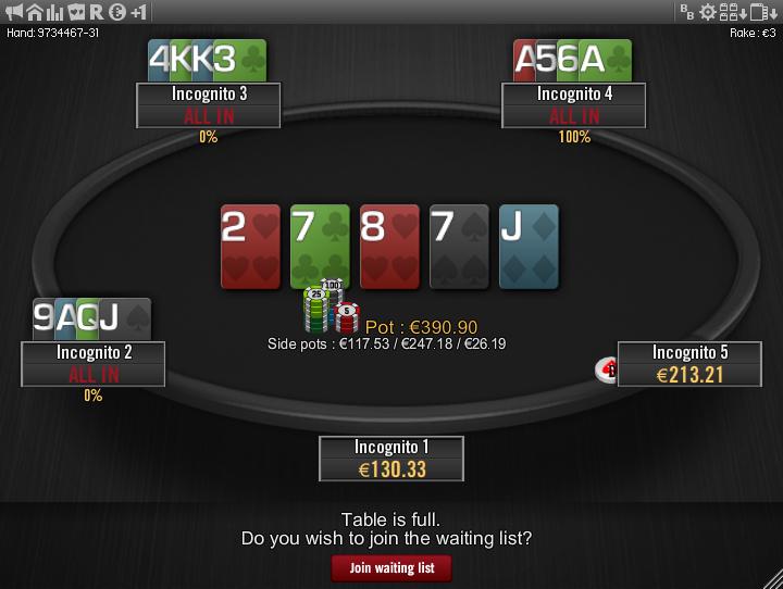Winamax Stars clone table mod 07