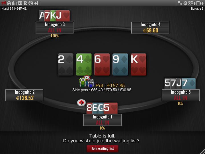 Winamax Stars clone table mod 08