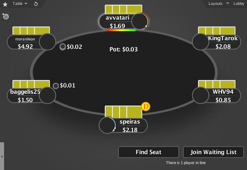PokerStars Mod GTO V.2 11
