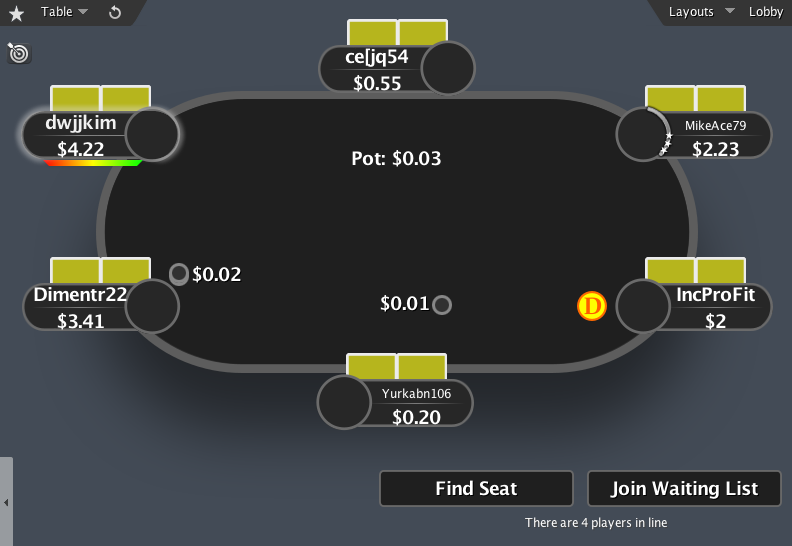 PokerStars Mod GTO V.2 14