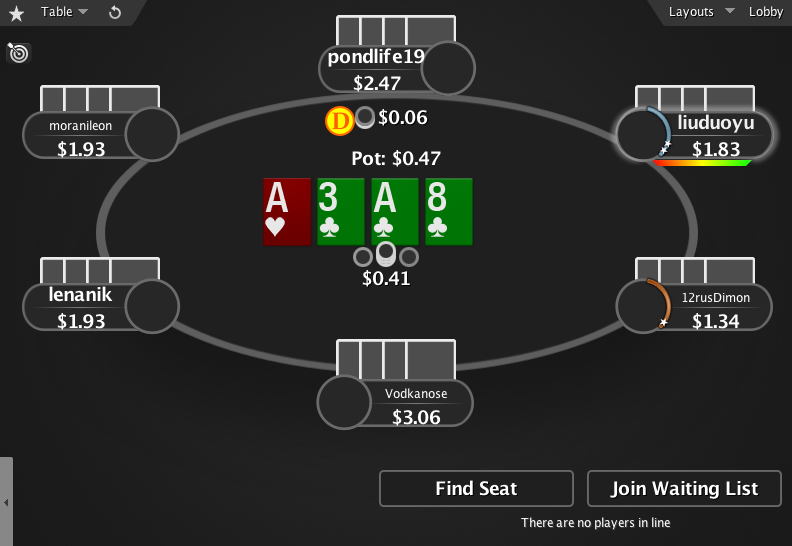 PokerStars Mod GTO V.2 17