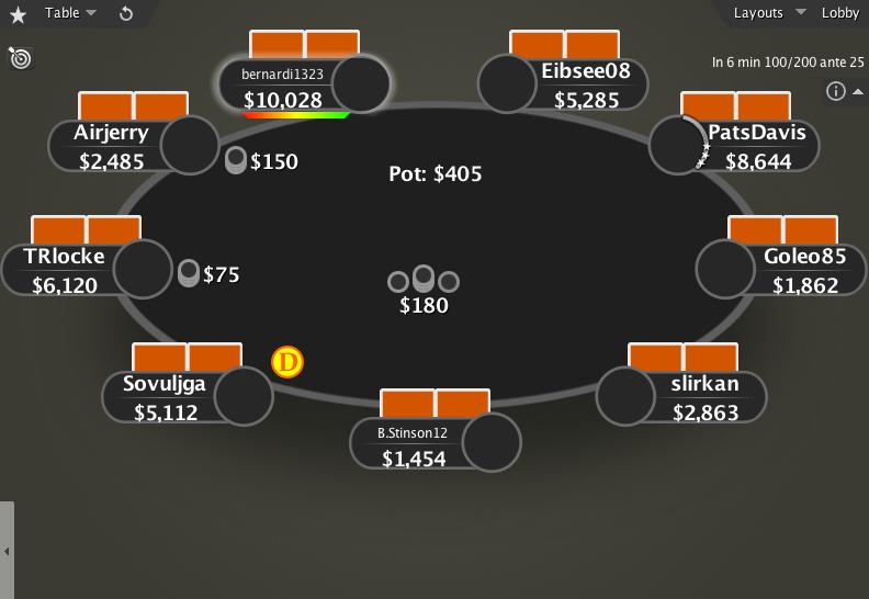 PokerStars Mod GTO V.2 19