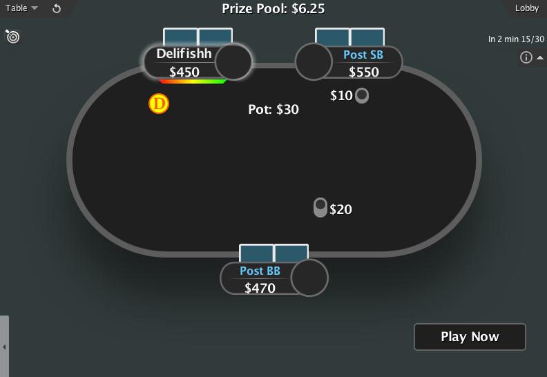 PokerStars Mod GTO V.2 21