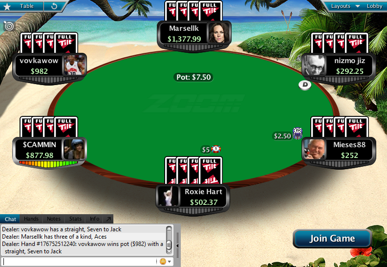 Full Tilt Clone for PokerStars 13.1