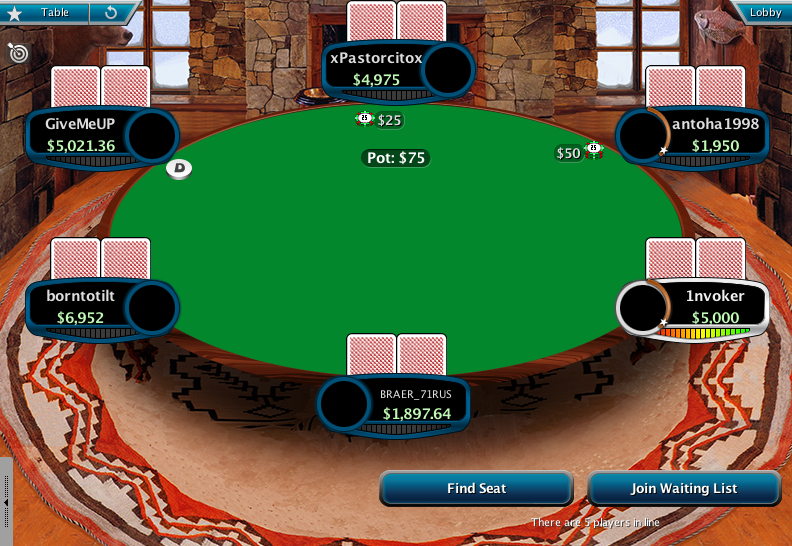 Full Tilt Clone for PokerStars 15