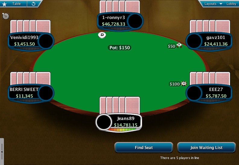 Full Tilt Clone for PokerStars 17