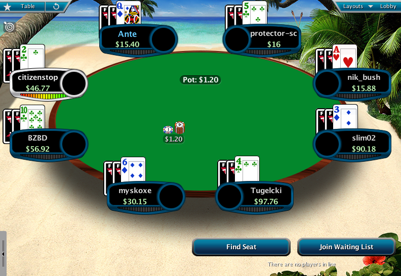 Full Tilt Clone for PokerStars 19