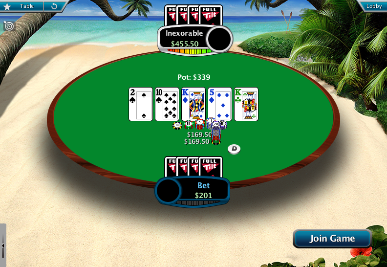 Full Tilt Clone for PokerStars 21