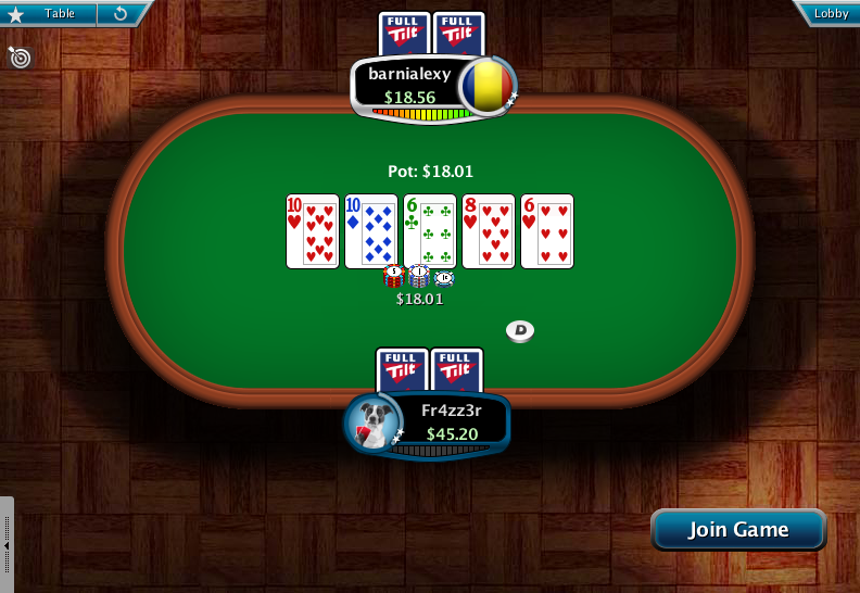 Full Tilt Clone for PokerStars 32