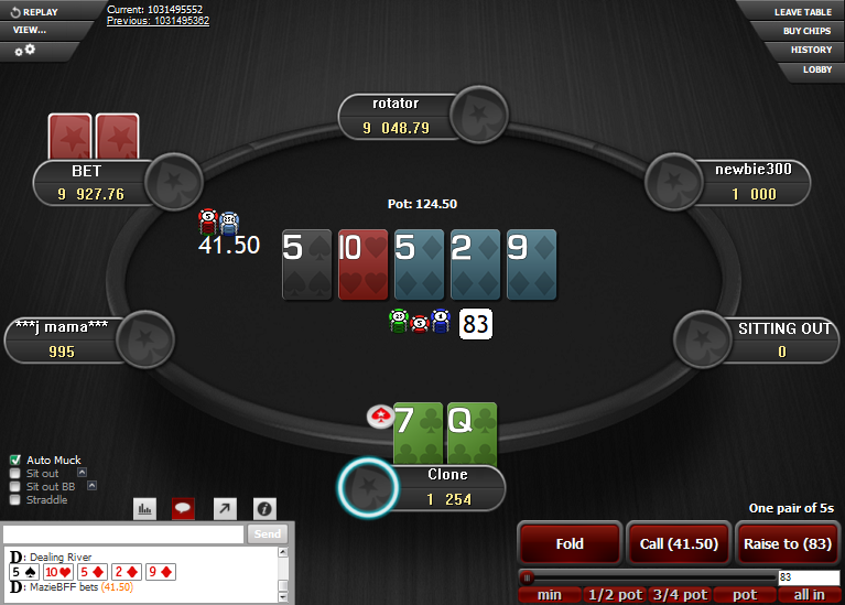 PokerStars Clone for WPN 01