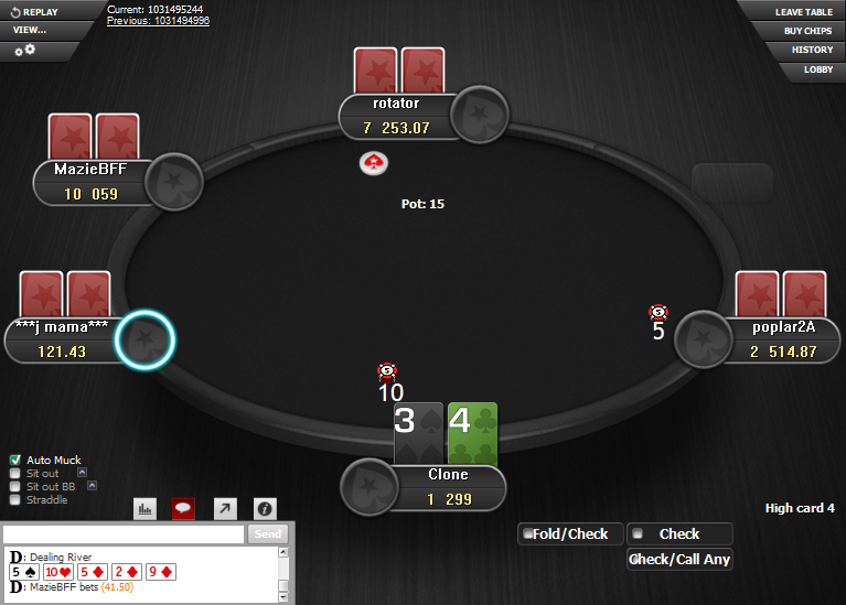 PokerStars Clone for WPN 02