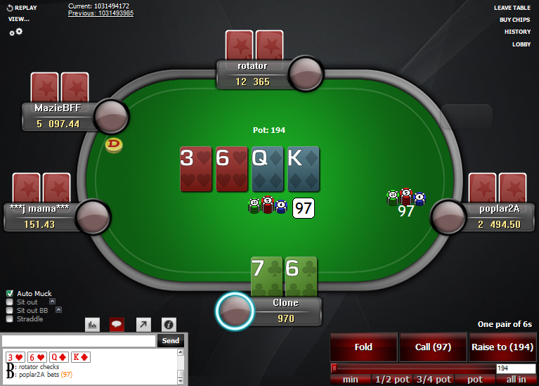 PokerStars Clone for WPN 03