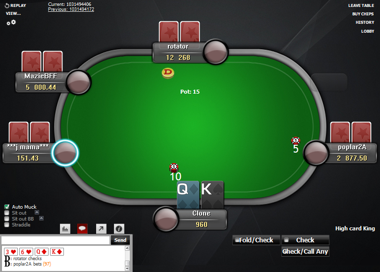 PokerStars Clone for WPN 04