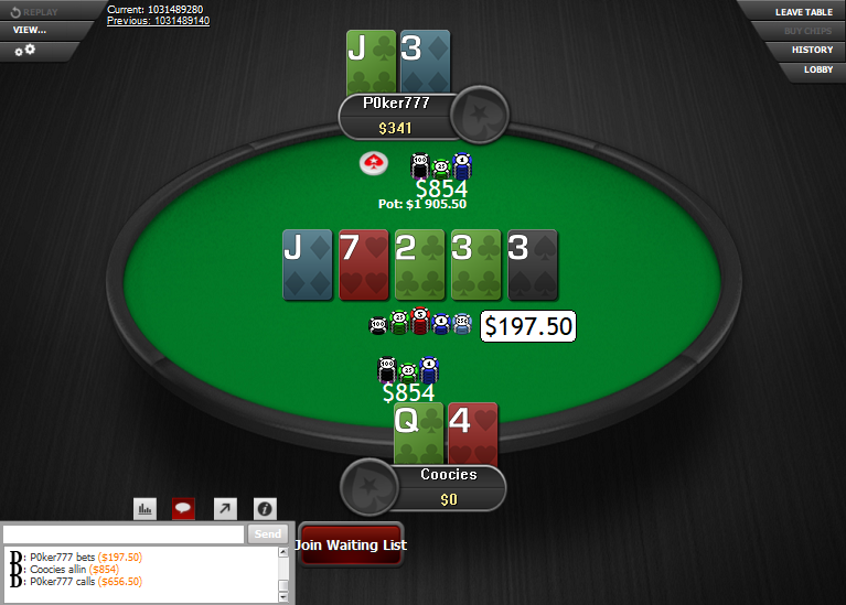 PokerStars Clone for WPN 06