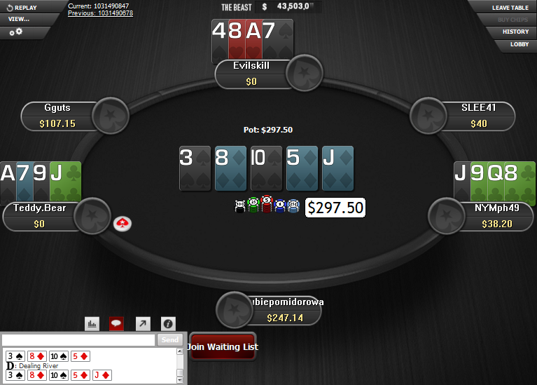 PokerStars Clone for WPN 09