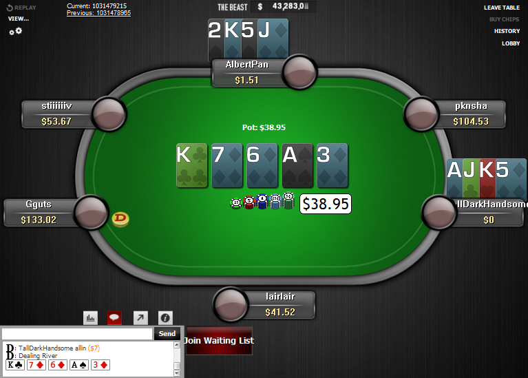 PokerStars Clone for WPN 12