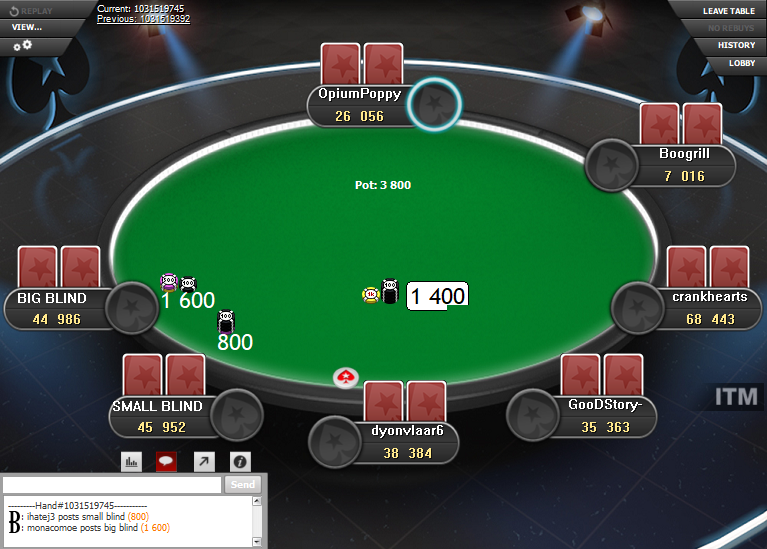 PokerStars Clone for WPN 13