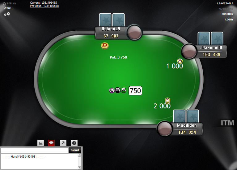 PokerStars Clone for WPN 14