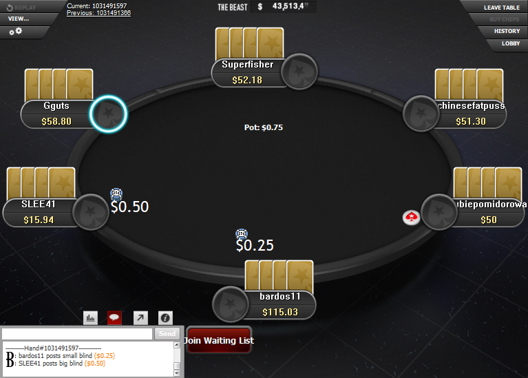 PokerStars Clone for WPN 16
