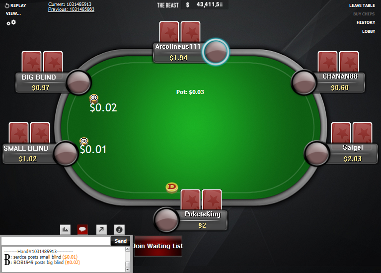 PokerStars Clone for WPN 17