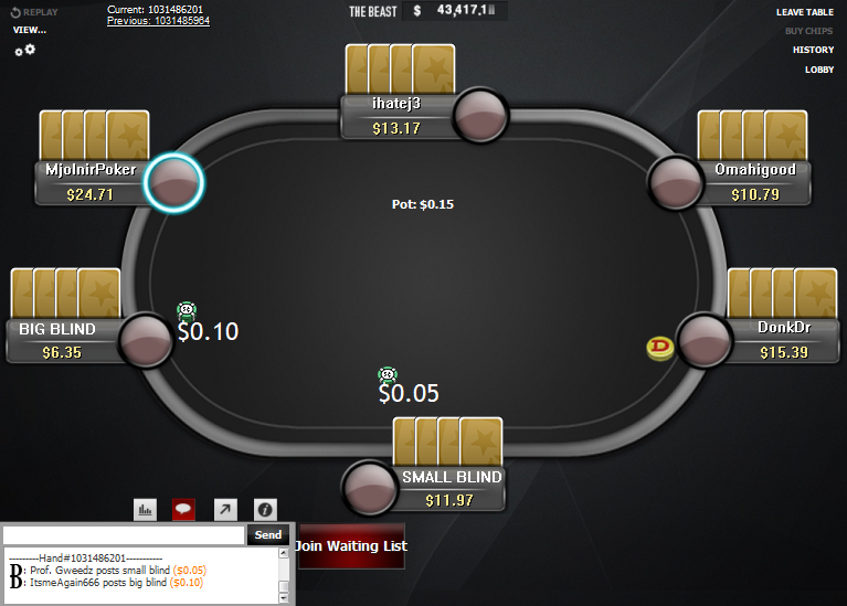 PokerStars Clone for WPN 18