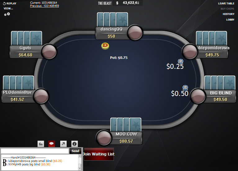 PokerStars Clone for WPN 22