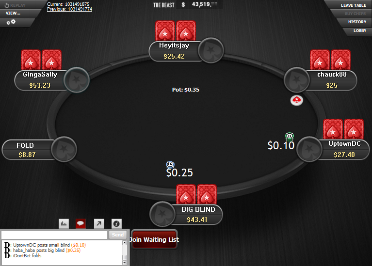 PokerStars Clone for WPN 23