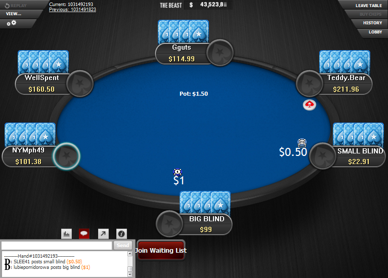 PokerStars Clone for WPN 24