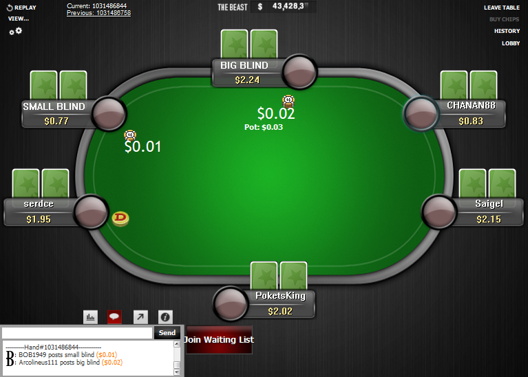 PokerStars Clone for WPN 25