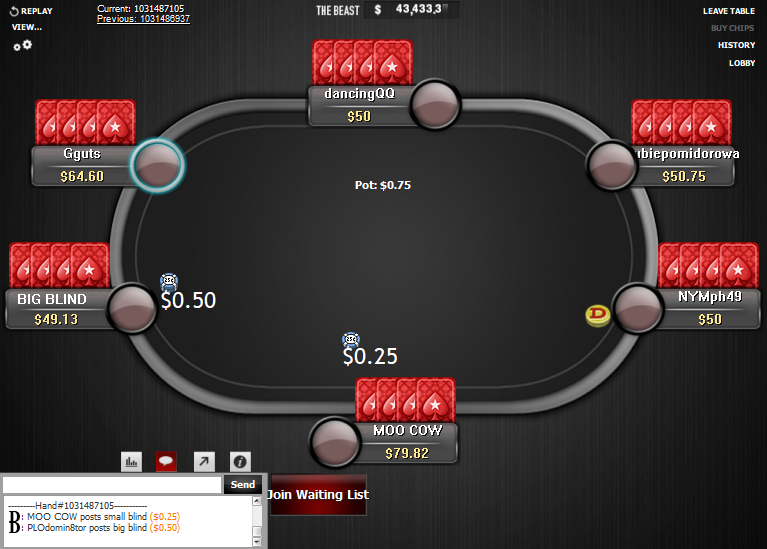 PokerStars Clone for WPN 26
