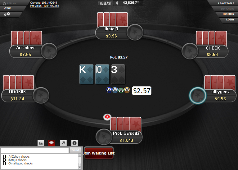 PokerStars Clone for WPN 28