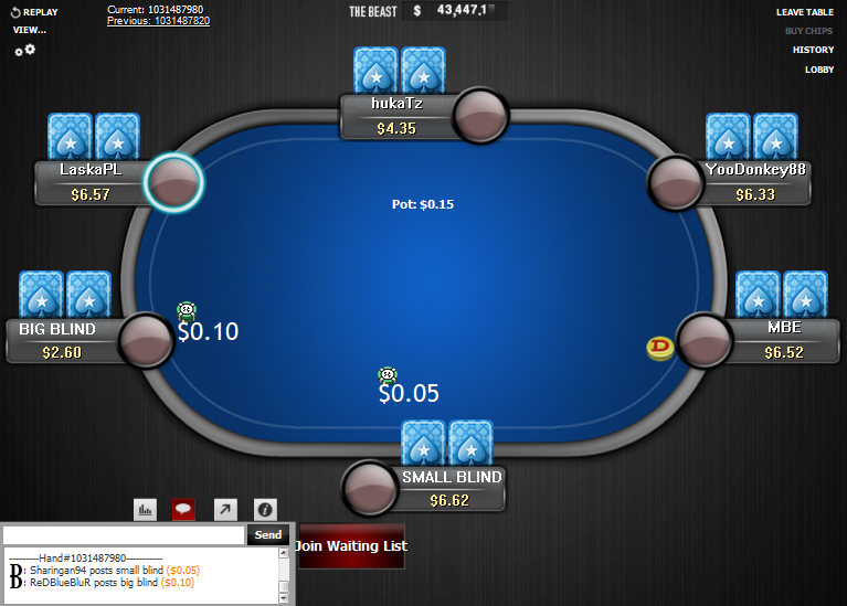 PokerStars Clone for WPN 29