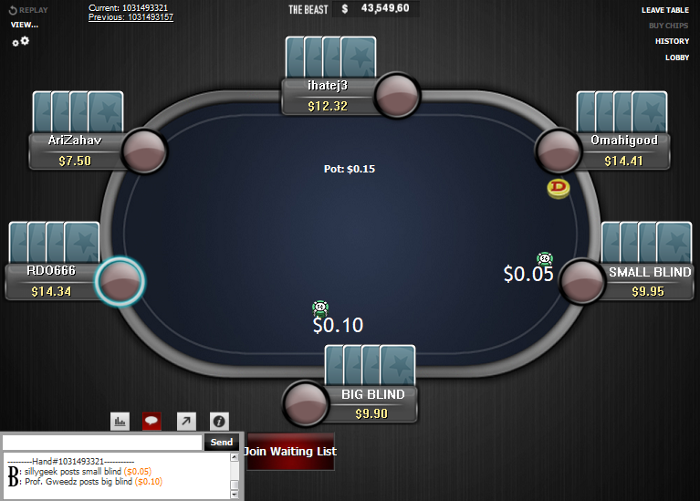 PokerStars Clone for WPN 30