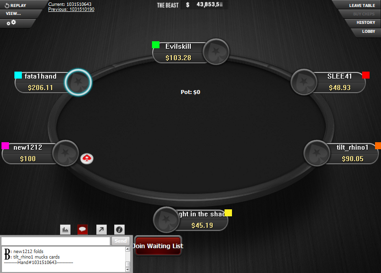 PokerStars Clone for WPN 31