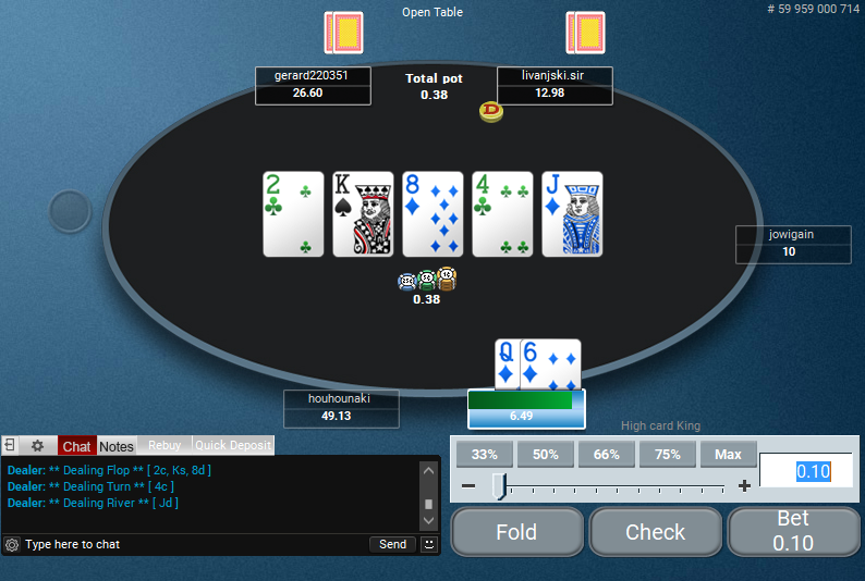 PokerStars Clone for PartyPoker 42