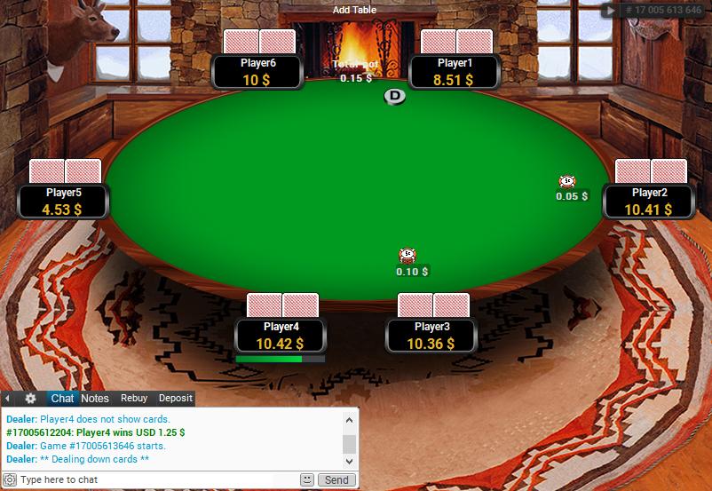 Full Tilt Clone for PartyPoker 47