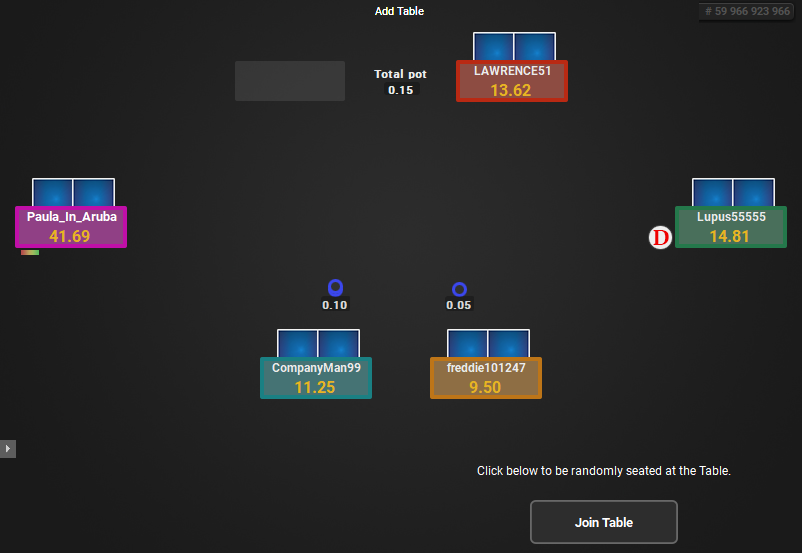 PartyPoker Mod The Zone 31