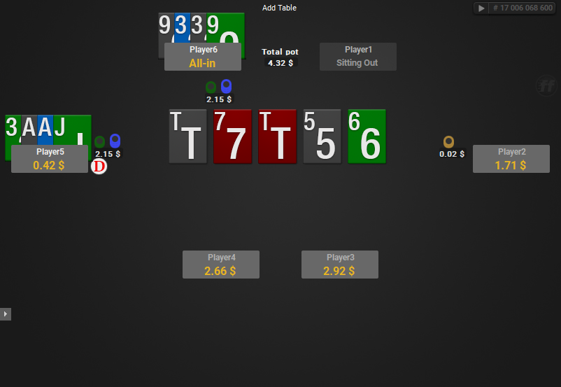PartyPoker Mod The Zone 35