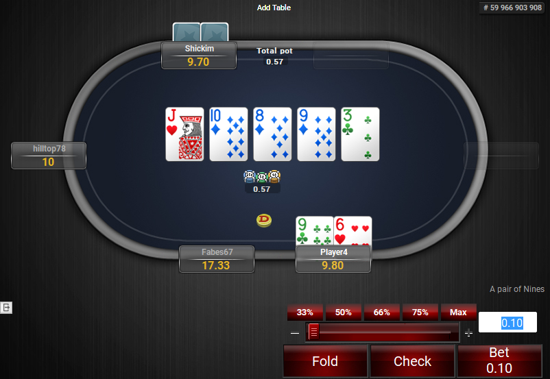 PokerStars Clone for PartyPoker 45