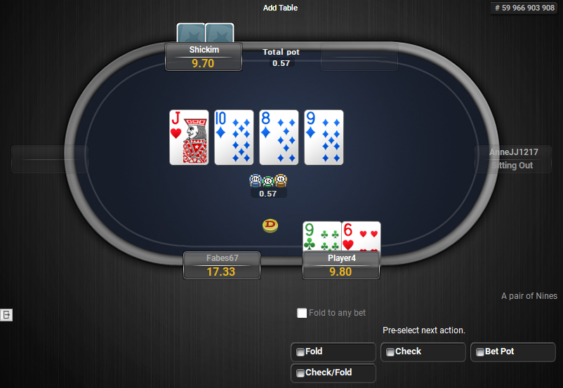 PokerStars Clone for PartyPoker 46