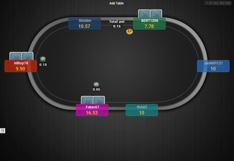 PokerStars Clone for PartyPoker 48