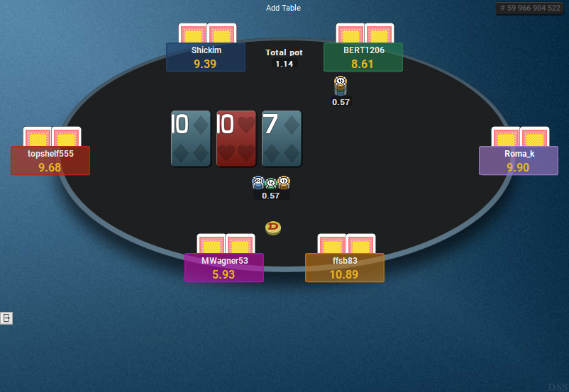 PokerStars Clone for PartyPoker 49
