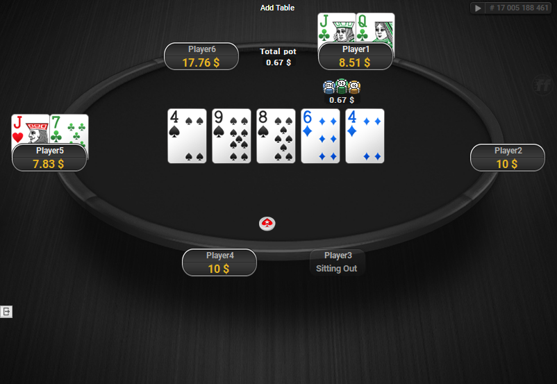 PokerStars Clone for PartyPoker 50