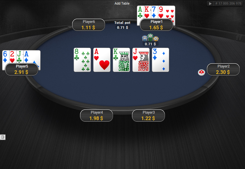PokerStars Clone for PartyPoker 52