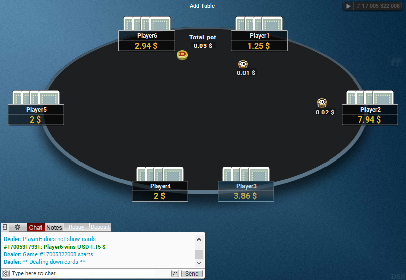 PokerStars Clone for PartyPoker 55