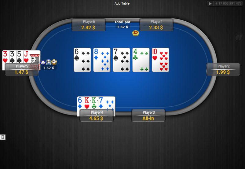 PokerStars Clone for PartyPoker 56